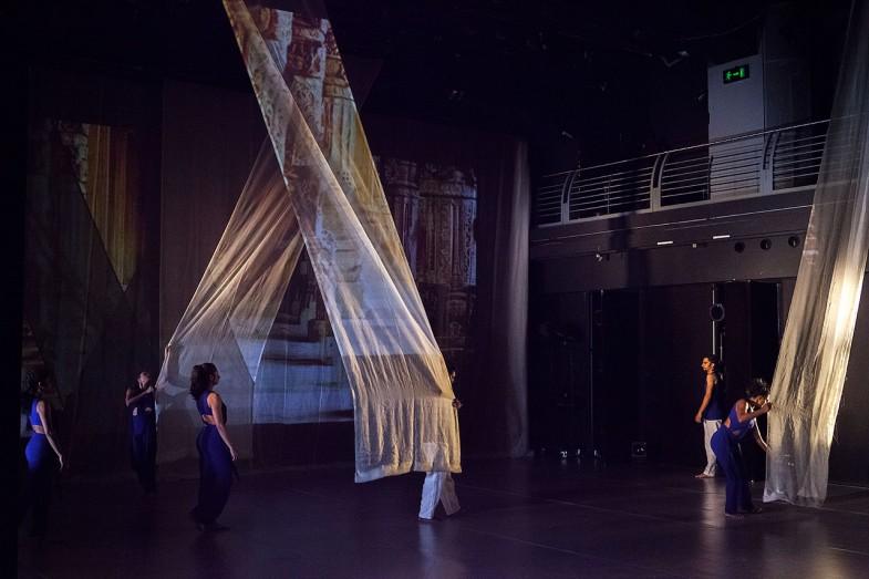 Attakkalari Centre for Movement Arts / Aadhaara Chakra, A Dancedialogue